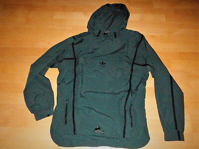Adidas Originals Jacke Taped Anorak Windbreaker Regenjacke Gr.S