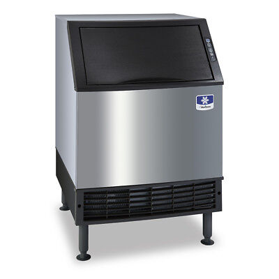 Manitowoc UD0190A-161 NEO Undercounter Dice Cuber Ice Machine with Bin