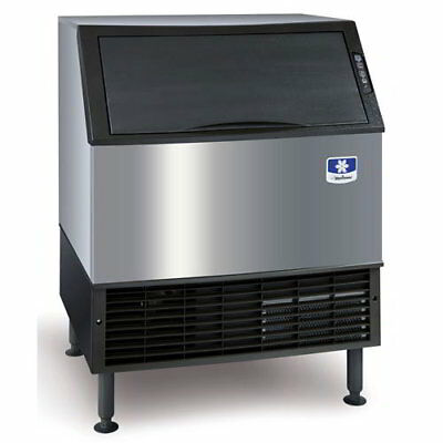 Manitowoc UD0310A-161 NEO Undercounter Dice Cuber Ice Machine with Bin