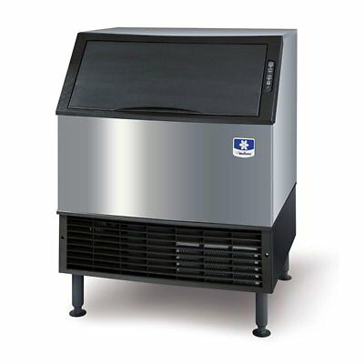 Manitowoc UD0310W-161 NEO Undercounter Dice Cuber Ice Machine with Bin