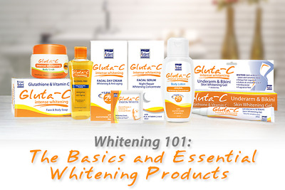 Gluta-C Intense Skin Lightening Whitening Kojic Plus ***FULL RANGE