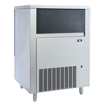 Manitowoc BG0260A-161 Undercounter Large Gourmet Cube Ice Machine with Bin