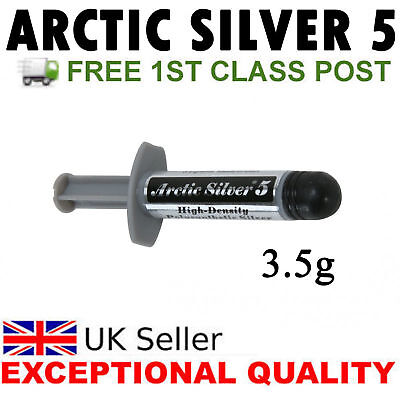 Arctic Artic Silver 5 Thermal Compound Paste FOR Grease CPU Heatsink XBOX PS4