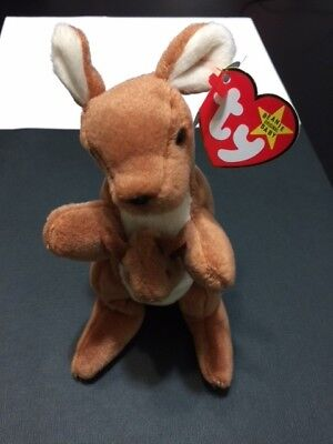 c52ddef0efd TY BEANIE BABY Collections Pouch 11 6 96 Ty Tags -  3.99