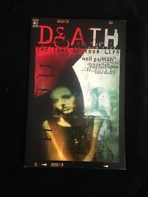 Death - The Time Of Her Life - Pb - Neil Gaiman - Mark Buckingham - (Sandman)