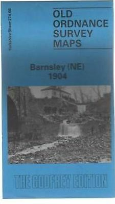 Barnsley(NE) 1904.Old Ordinance Survey Map.End Of Stock!