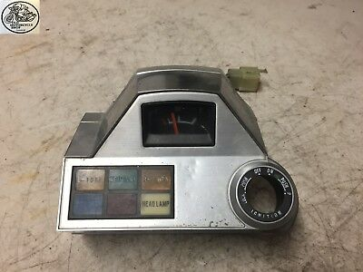 1985 Kawasaki Vulcan Vn750 Dash Cluster Fuel Gauge Elements Oem