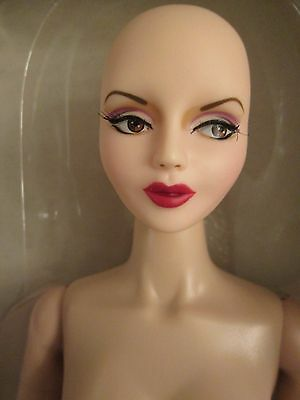 "Lunch with Elaine Urban Vintage Vita Nude Bald Horsman Doll 16"" BJD Loose Head"