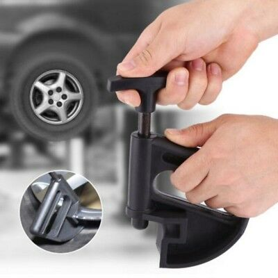 Universal Car Truck Tire Changer Bead Clamp Drop Center Hub Tire Tagger Tool