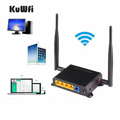 OPENWT 1200MBPS WIFI Router 4G LTE Wifi Router Gigabit AP Router