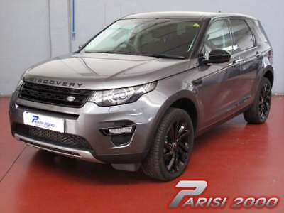 LAND ROVER Discovery Sport 2.2 SD4 HSE 7 posti ONLY FOR EXPORT GUIDA D