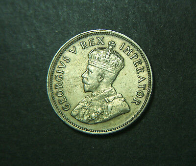 1933 South Africa Shilling