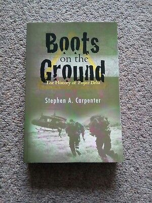 Boots on the Ground: The History of Project Delta by Stephen A Carpenter (Paper…