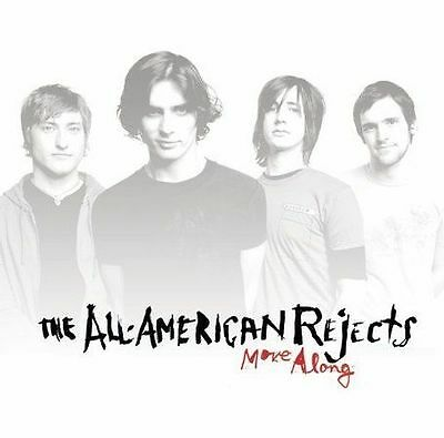 All-American Rejects ‎– Move Along CD (2005) Interscope Records Canada
