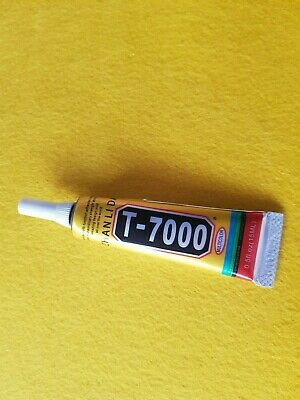 Black T7000 Glue 15ml Super Adhesive Cell Phone Touch Screen Repair Frame Sealan