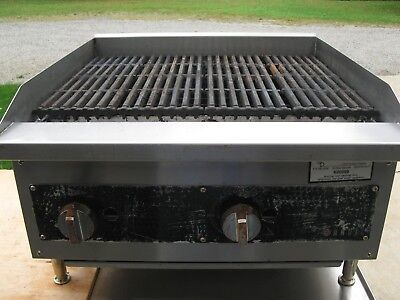 ANVIL CHARBROILER  propane or nat gas LOCAL PICKUP ONLY