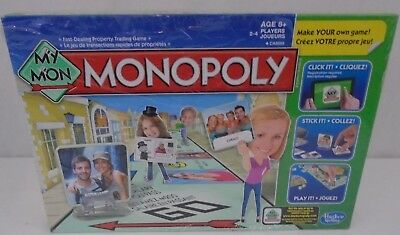 New My Monopoly  Make Your Own Board Game
