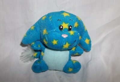 McDonalds Neopets Blue Starry Star Kacheek Plush