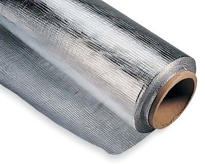250sqft 4ft NASATECH Solid Vapor Radiant Barrier Platinum Non Perforated