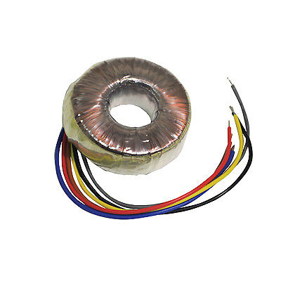 High Quality Toroidal Transformer (Outputs (V ac) 0-12, 0-12 Power (W) 50)
