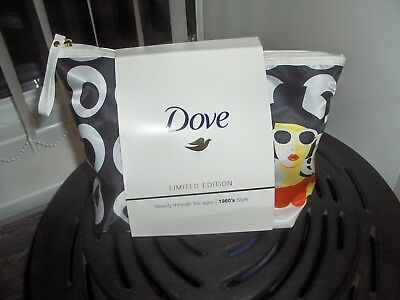 Dove Beauty Through The Ages Wash Bag Gift Set - LIMITED EDITION bnwt