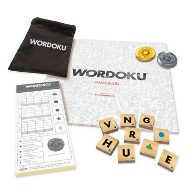 Wordoku New Free Express Post In Stock