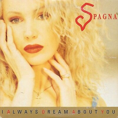 SPAGNA - I always dream about you - 2 Tracks