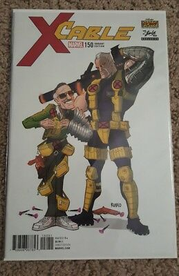 Cable #150 Stan Lee Exclusive Variant Marvel Comics BRAND NEW!