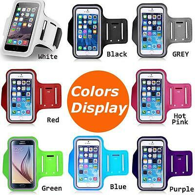 For iPhone 7P 6P 8PLUS Armband case Waterproof Sports Running Case bag workout