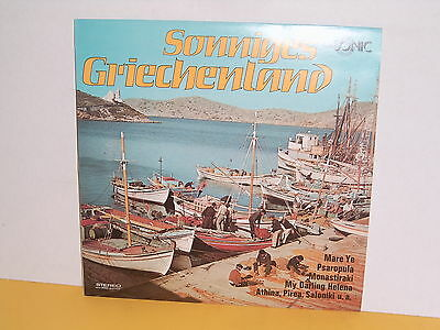 Lp - The Five Hellenos - Sonniges Griechenland