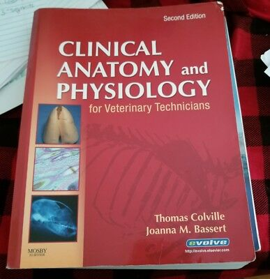 Awesome Clinical Anatomy And Physiology For Veterinary Technicians ...