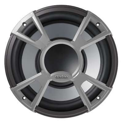 "Clarion 10"" 4-Ohm Subwoofer 400w #CMQ2512W"