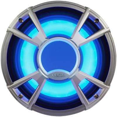 "Clarion 10"" 4-Ohm Subwoofer 400w with LED Light #CMQ2512WL"