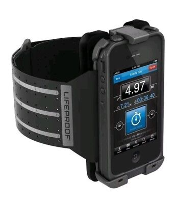 LifeProof Water Proof Arm Band Arm Swim Band for Apple iPhone 4/4S Genuine