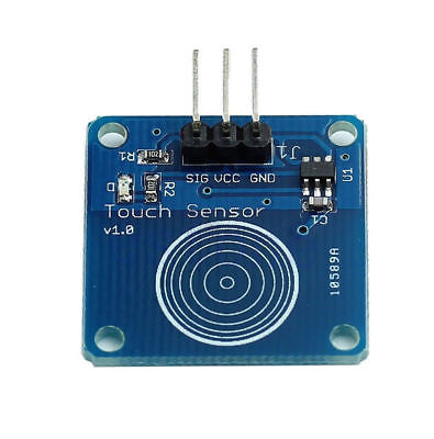 3PCS TTP223B Capacitive Touch Sensor Touch Schalter for Arduino Himbeere Pi
