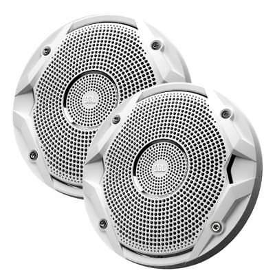 "JBL MS6510 6-1/2"" Dual Cone Marine Speaker White #MS6510"