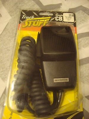 Truck Stuff Replacement CB Mic Cobra Plus Models 5 Pin