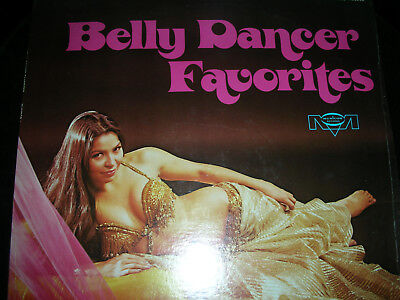 sealed OVP . ORIENT arabischer Bauchtanz ARABIC BELLY DANCE Favourites LP VINYL