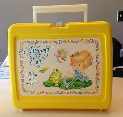 Herself the Elf Vintage Lunchbox- no thermos- Great condition!