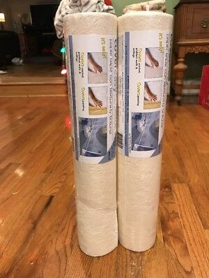 COVER EASY Cream Textured Wallpaper 12939 2 DOUBLE ROLLS NEW BY GRAHAM BROWN