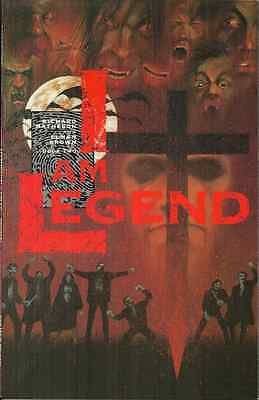 I AM LEGEND 2 Richard Matheson - ECLIPSE 1991 - VAMPIRE EPIC IN COMIC BOOK STYLE