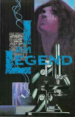 I AM LEGEND 3 Richard Matheson - ECLIPSE 1991 - VAMPIRE EPIC IN COMIC BOOK STYLE