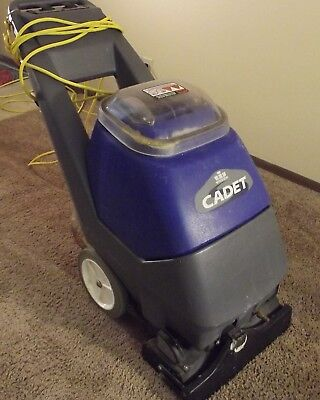 Windsor Cadet 7 CDT7 Commercial Carpet Extractor - Used - Working Watch Video