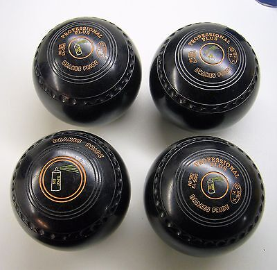 Drakes Pride Lawn Bowl Set of 4 Size 5 M