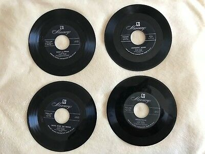 Lot of 13 Vintage 45 Vinyl Records ALL PATTI PAGE - The Doggie in the window etc