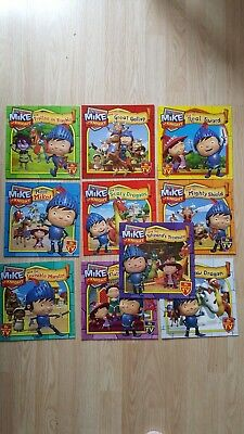 Mike The Knight Bundle Children 10 Books NEW as seen on tv