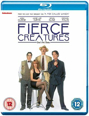 Fierce Creatures (1997) John Cleese Blu-Ray BRAND NEW Free Ship USA Compatible