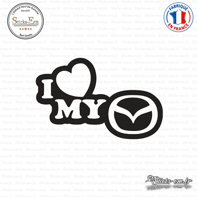 Sticker JDM Eat Sleep Citroen Decal Aufkleber Pegatinas D-162 Couleurs au choix
