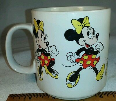 Minnie Mouse - Walt Disney Coffee Mug Tea Cup