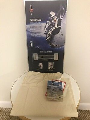 Red Bull Stratos - Space Mission - Original Balloon With COA - Zenith - Felix B